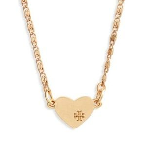 Heart Pendant Necklace TORY BURCH